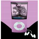 Pink iPod 4rth Generation-128