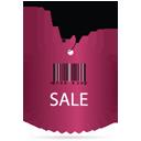 Sale Barcode Label-128