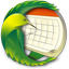 Mozilla Sunbird Icon