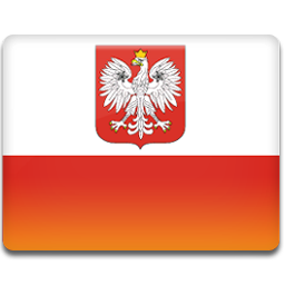 Poland Flag Icon Download 10 Country Flags Icons Iconspedia