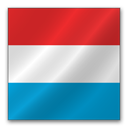 Luxembourg flag-128