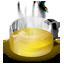 Glass Teapot Yellow-64