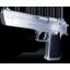 Eagle gun icon