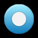 button blue rec