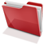 TFolder Red Full icon