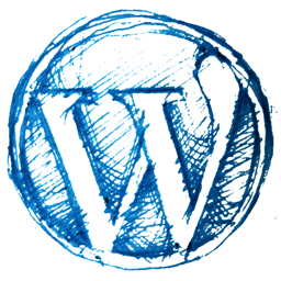 Hand Drawn Wordpress