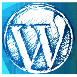 Hand Drawn Wordpress