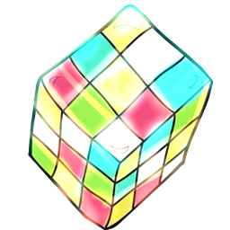 Rubik Cartoon