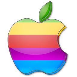 Apple multicolore