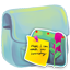 Gaia10 Folder Note icon