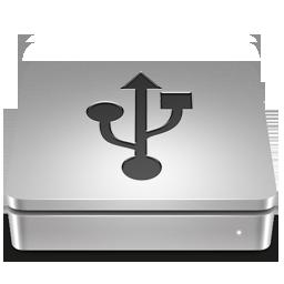 Aluport USB