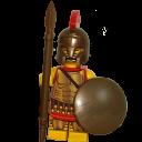 Lego Spartan-128