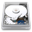 HDD Internal Clear icon