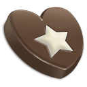 Chocolate Star-128