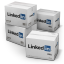 Linkedin Shipping Box icon