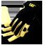 Gloves CAT Icon