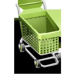 Shopping Cart 3D