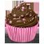 Choco Cupcake icon