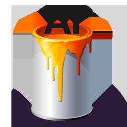 AI Paint Bucket