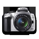 Canon EOS 350D Silver