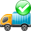 Order Tracking toolbar icon