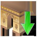 Arch of Triumph Down-128