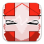 Castle Crashers Red icon