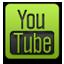 Youtube alt green icon