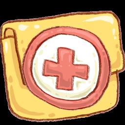 Folder Backup Icon Download Harmonia Pastelis Icons Iconspedia