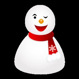 Wink Snowman