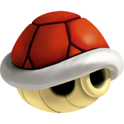 Shell red