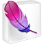 Photoshop CS2 pink icon