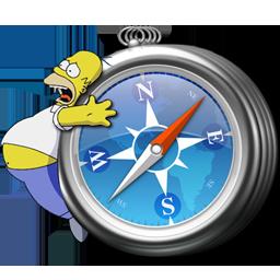Simpsons Safari