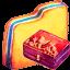 Personal Storage Folder Icon