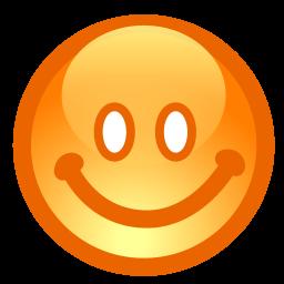 Emoticon happiness