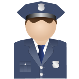 Policeman uniform