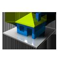 Home Blue-128