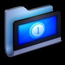 Movies Blue Folder-128