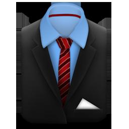 Red Stripes Tie