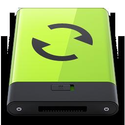 HDD Green Sync