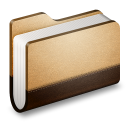 Library Brown Folder-128