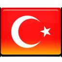 Turkey Flag-128