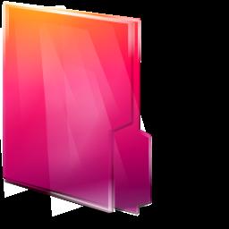 Folder Close Icon Download Aurora Folders Icons Iconspedia
