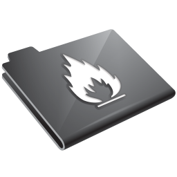 Flame grey