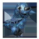 Military Twitter Bird-128