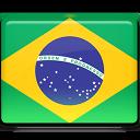 Brazil flag-128