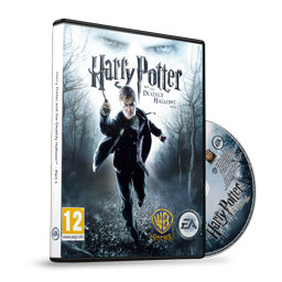 Harry Potter And The Deathly Hallows Part 1 Icon Download Harry Potter Games Icons Iconspedia
