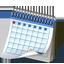 Desk Calendar icon