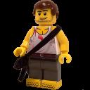 Lego John Mcclane-128