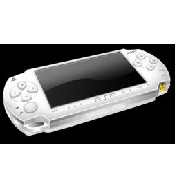 PSP white